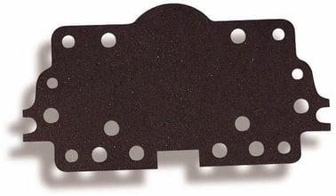 Holley Carburetor Metering Block//Fuel Bowl Gasket Kit 108-200; Non-Stick Nitrile