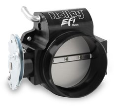 BILLET 95mm LS Throttle Body w/low RPM Taper