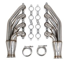 Flowtech LS Turbo Headers-Polished