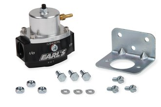 Earls Dominator Billet EFI By-Pass Fuel Pressure Regulator