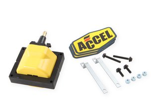 ACCEL Ignition Coil - SuperCoil - Remote mount  1984-19995 GM HEI