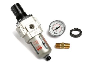 Nitrous Refill Station Regulator