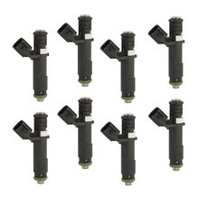 ACCEL - Fuel Injector - 45 lb/hr - USCAR - High Impedance - 8 Pack