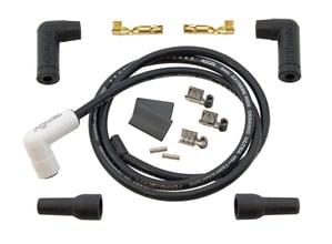 2007-2011 Jeep Wrangler Unlimited 3.8L BLACK 8MM Spark Plug Wire Set UPGRADE USA