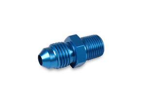 NOS 15552NOS Blue Anodized Billet Aluminum High Pressure In-line Nitrous Filter