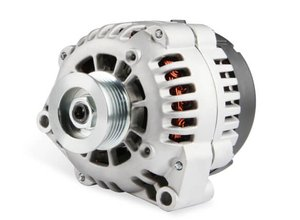 Alternator with 105 Amp Capability