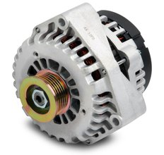 Alternator with 130 Amp Capability