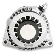 Alternator Pulley Cover Polished