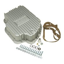 B&M Hi-Tek Deep Trans Pan for GM TH400 Transmission