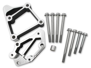 LS Accessory Drive Bracket - Installation Kit for Middle Alignment