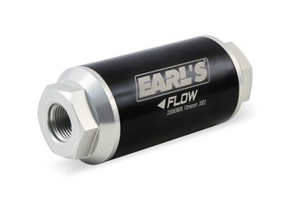 Earls Billet Fuel Filter