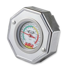 Mr Gasket 2476BK Thermocap Radiator Cap 16 Psi Black Cap