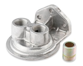 Earls Cast Remote Oil Filter Mount Kit
