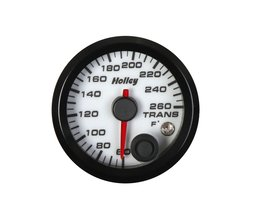 Holley Analog Style Transmission Temperature Gauge