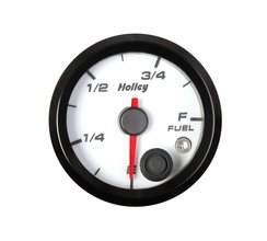 Holley Analog Style Fuel Level Gauge
