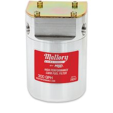 Mallory Low Pressure Carbureted Fuel Filter