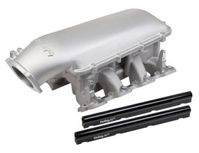 Holley Mid-Rise Intake - GM LS1/LS2/LS6 w/ 92mm Top