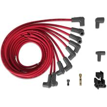 Super Conductor Spark Plug Wire Set, 8 Cyl 90° Plug/90° Plug