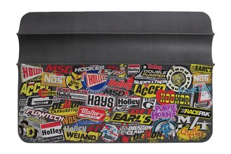 Holley/MSD Sticker Bomb Fender Cover
