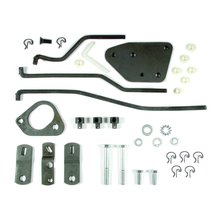 Hurst Competition/Plus 4-speed Installation Kit - GM