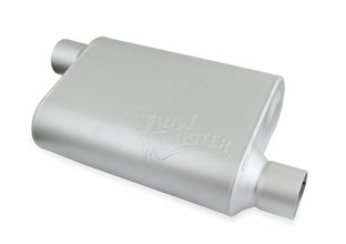 Street Chambered Mufflers - Holley Performance Products