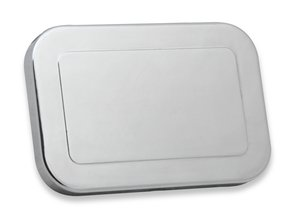 Mr. Gasket Chrome Master Cylinder Cover