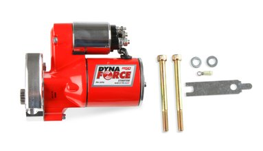 MSD Red DynaForce Starter - GM LS1-LS7 Engines