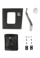 Hurst Comp Stick Plate Kit - Ford Mustang