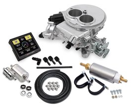 Holley Sniper EFI 2300 Self-Tuning Master Kit - Shiny Finish