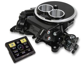 Holley Sniper EFI 2300 Self-Tuning Kit - Black Ceramic Finish