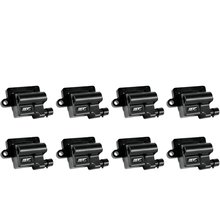 Street Fire Igntion Coils 1999-2009  GM L-Series Truck engines, Black, 8-Pack
