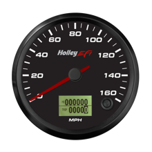 Holley EFI CAN Speedometer