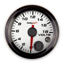 Holley EFI Voltage Gauge