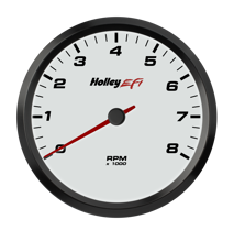 Holley EFI CAN Tachometer