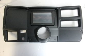 Holley Dash Bezels for the Holley EFI 7