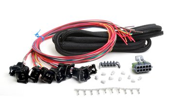 Universal Unterminated Injector Harness