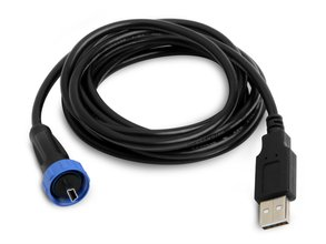 Sealed USB Data Cable