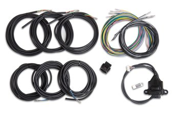 Digital Dash I/O Adapter w/Unterminated Vehicle Harness