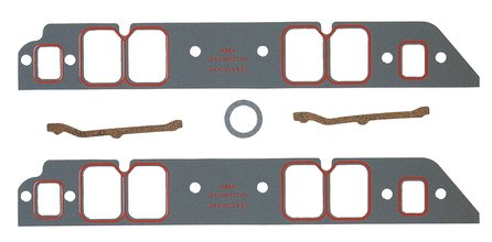 Intake Manifold Gasket Set - Ultra-seal - 396-454 Chevrolet Big Block Mark IV 1965-90