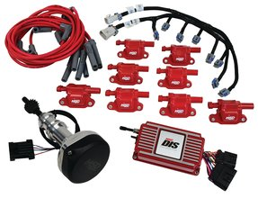 DIS Kit S/Block Ford, 289-302, Red