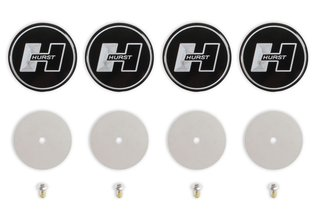 Hurst Wheel Center Cap Set - Dodge