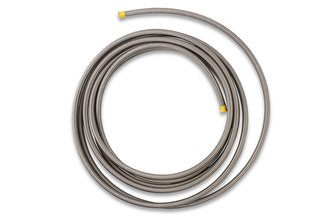 Earls Speed-Flex Hose Size -6 Stainless Steel Braid - 33 FT