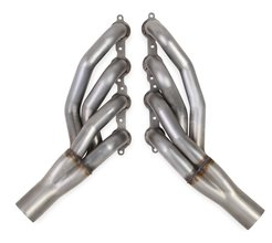 Hooker BlackHeart LS Swap Mid-Length Headers - Stainless