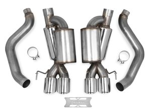 Hooker BlackHeart Axle-Back Exhaust System