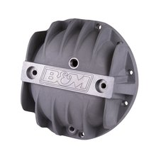 B&M Hi-Tek Aluminum Differential Cover for GM 8.875-inch 12-bolt Car