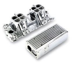 Weiand Stealth Ram Intake - Chevy Small Block V8