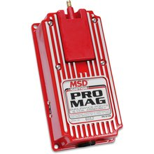 Pro Mag 12/20 Amp Electronic Points Box, Red