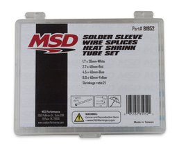 MSD Solder Sleeve Wire Splice Kit