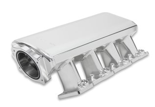 Sniper EFI Low-Profile Sheet Metal Fabricated Intake Manifold
