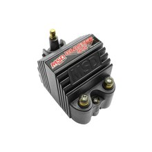 MSD Ignition Coil Blaster SS Series, 6-Series Ignitions, Black, Individual